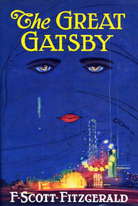 The Great Gatsby - Book by F. Scott Fitzgerald Novel eBook EPUB Mobi Format