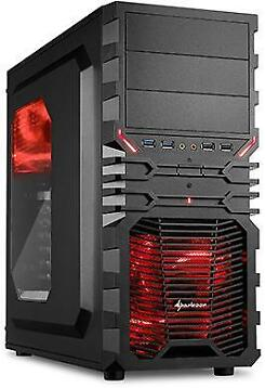 AMD Ryzen 5 2400G Game Computer / Gaming PC ROOD - 8GB RA...