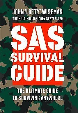 Collins Gem SAS Survival Guide, Paperback by Wiseman, John