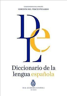 Diccionario de la Lengua Española, Hardcover by Real Academia Española (COR),... segunda mano  Embacar hacia Mexico
