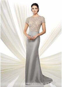 Silver Gown, new, size 10 - new lower price