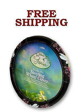 Tinkerbell Steering Wheel Cover   eBay