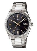 Casio Mens Watch Gold