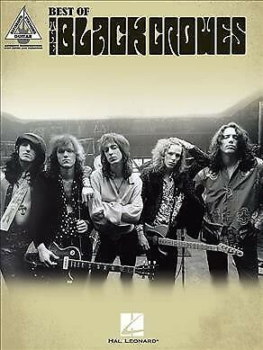 Best of the Black Crowes, Paperback by Black Crowes (CRT), Brand New, Free