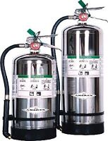 Fire Protection, Fire Extinguishers, Etc...