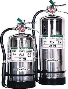 6 litre Class K Fire Extinguishers for sale (CERTIFIED)