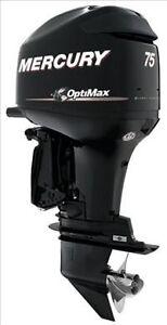 NEW-MERCURY-OPTIMAX-75-hp-L-Shaft-Boat-Engine-Outboard-Motor-2-Two-Stroke-DFI