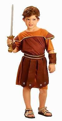 RÖMISCHER SOLDAT,GRIECHISCHE KRIEGER,MEDIUM,JUNGEN KOSTÜM,KINDER BUCH WOCHE - Kind Griechischer Soldat Kostüm
