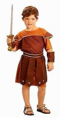RÖMISCHER SOLDAT, GRIECHISCH, JUNGEN/KINDER KOSTÜM, KINDER BUCH - Kind Griechischer Soldat Kostüm