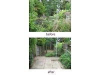 Garden services, lawn mowing, One off jobs, regular maintenance