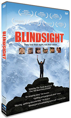 BLINDSIGHT - DVD - REGION 2 UK