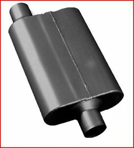 LIQUIDATION - Speed FX - Muffler Series 40 - 19'' overall