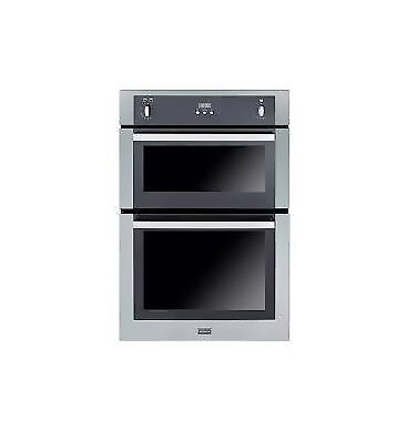 Stoves SGB900PS 900mm Built-in Gas Double Oven