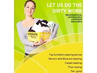 End of tenancy cleaning at affordable rates
