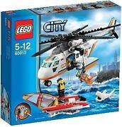 Lego City Hubschrauber