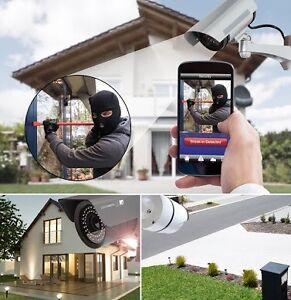 CCTV Security Cameras with HD Cameras + Lifetime Warranty.