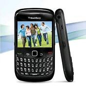 Blackberry Curve 8520 New