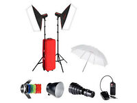 Pro Line Apollo 300 Creative Lighting Kit