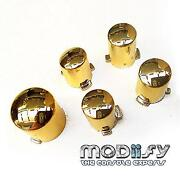 Xbox 360 Modded Controller Gold