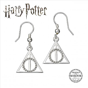 20d341aa1 Officially Licensed Harry Potter Swarovski Crystals Deathly Hallows ...