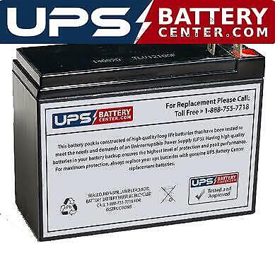 ESG 6FM10 12V 10Ah Replacement Battery