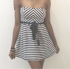 Robe rayé/ Stripped dress
