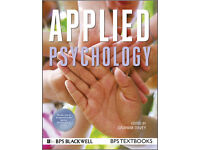 Applied Psychology & Pioneers of Psychology textbooks
