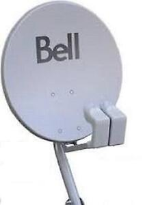 Weekly Promotion !  BELL DISH WITH TWO LNB,  $89.99 (was$150)