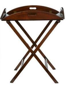 Wonderful Antique Butler Tables