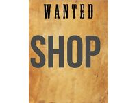Shop wanted in redcar