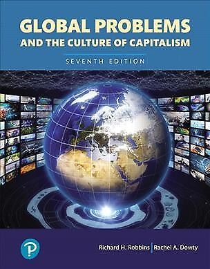 Global Problems and the Culture of Capitalism, Paperback by Robbins, Richard