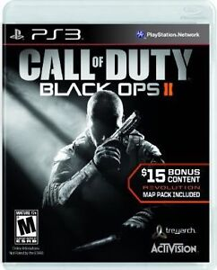 SEALED COPY OF COD : BLACK OPS 2 INCLUDING REVOLUTION MAP PACK Cambridge Kitchener Area image 1