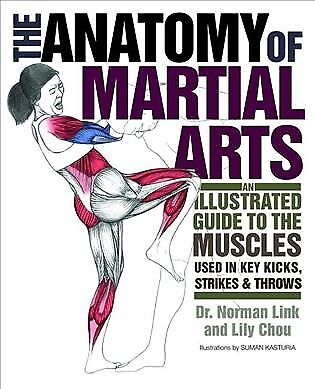 Illustrated Key (Anatomy of Martial Arts : An Illustrated Guide to the Muscles Used in Key Kic... )