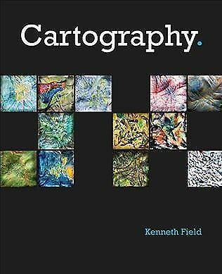 Cartography, Paperback by Field, Kenneth, Like New Used, Free shipping in the US