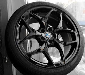 "bmw x6 m   x5 m  mag roues 21"""