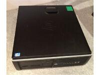 HP Pro 6300 Intel i3, 4GB ram, brand new 1TB hard drive Windows 7 MS Office