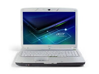 Two Acer Aspire 7720 Notebooks Laptops