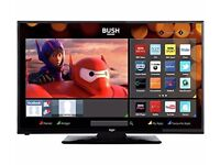 "Excellent 32"" BUSH LED SMART TV hd ready freeview inbuilt"