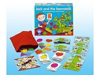 Orchard Toys Jack & the Beanstalk shape matching game