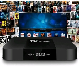 New Android 2gb TV Box