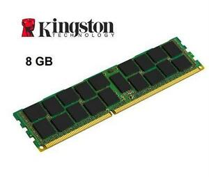 NEW KINGSTON 8GB MODULE - DDR3 1866MHZ SERVER PREMIER KVR18R13D8/8KF