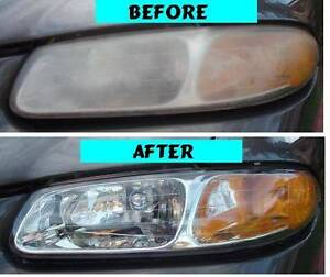 HEADLIGHT POLISHING FROM $50 WE COME TO YOU!! Dandenong Greater Dandenong Preview