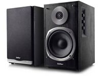 Bargain Clearance Reduced Edifier Studio R1600T Plus Professional 2.0 Speakers Smoke & Pet Free Home