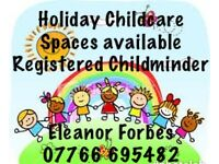 Barrhead Registered Childminder