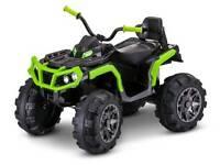 Brand New kidtrax Large Electric 4x4 ATV Quad