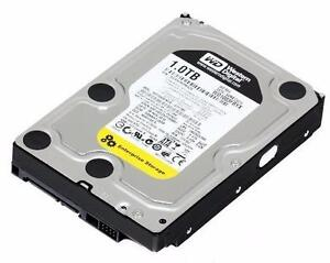 "1TB Western Digital WD RE4 WD1003FBYX 7200 RPM 64MB Cache SATA 3.0Gb/s 3.5"" Internal Enterprise Hard Drive Black"