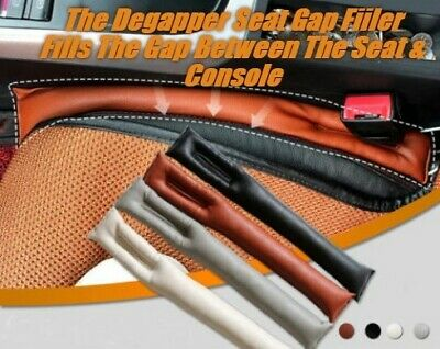 2 Seat Gap Filler Pads  Free  Premium Sunglasses Holder Clip