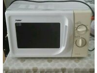 Haier Microwave fully working