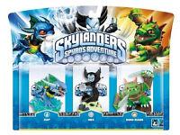 Skylanders Spyro's Adventure: Triple Character Packs