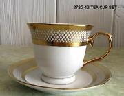 Gold Tea Set